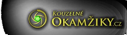 Logo kouzelneokamziky.cz